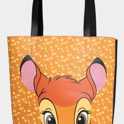 Disney bambi sac shopping