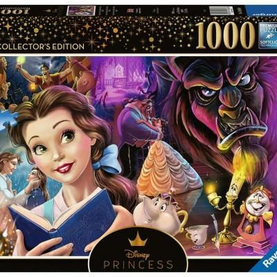 Disney beauty the beast puzzle collector s edition 1000p