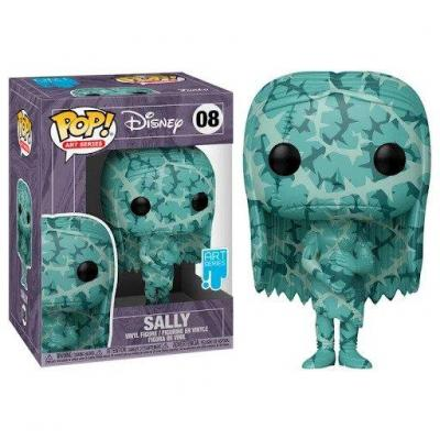 Disney bobble head pop n 08 artist series nbx sally