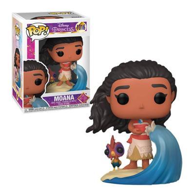 Disney bobble head pop n 1016 ultimate princess moana
