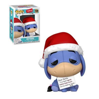 Disney bobble head pop n 1129 holiday eeyore