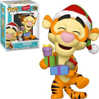 Disney bobble head pop n 1130 holiday tiger