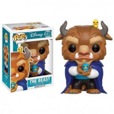 Disney bobble head pop n 239 the beast