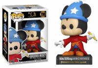 Disney bobble head pop n 799 archives sorcerer mickey 1
