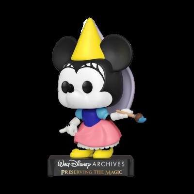 Disney bobble head pop n xxx princess minnie 1938