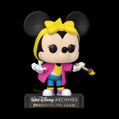 Disney bobble head pop n xxx totally minnie 1988