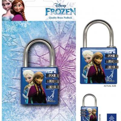 Disney cadenas avec code frozen