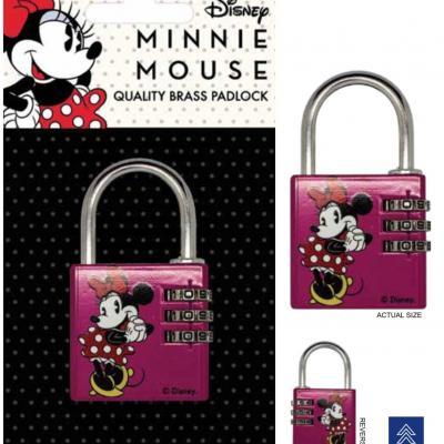 Disney cadenas avec code minnie mouse