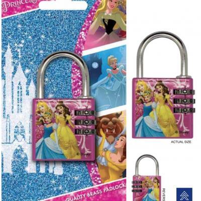 Disney cadenas avec code princess