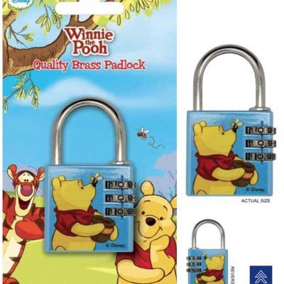 Disney cadenas avec code winnie the pooh
