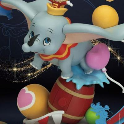 Disney dumbo diorama d stage 15cm