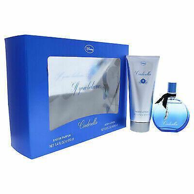 Disney eau de parfum et body lotion cendrillon