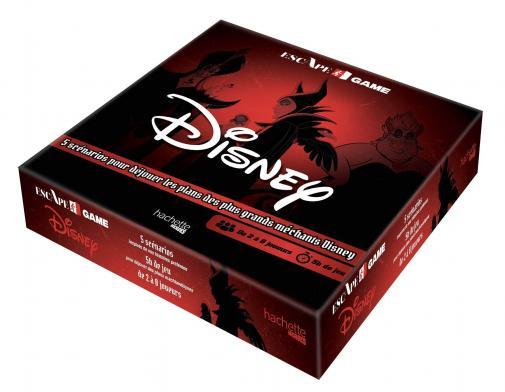 Disney escape game