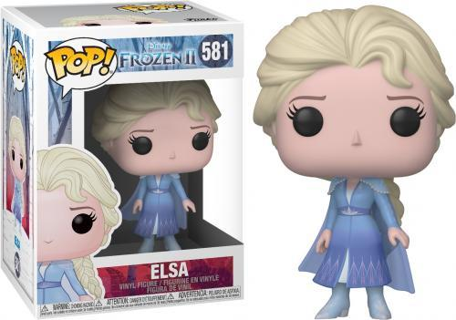 Disney frozen 2 bobble head pop n 581 elsa