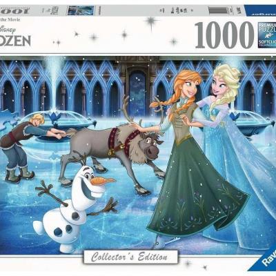 Disney frozen puzzle 1000p