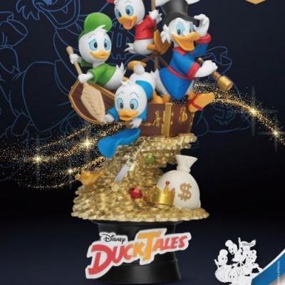 Disney la bande a picsou diorama d stage 15cm