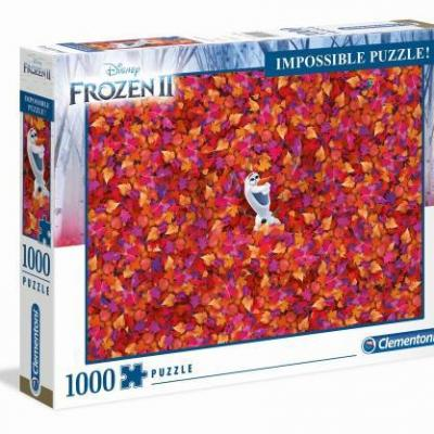 Disney la reine des neiges 2 puzzle 1000p
