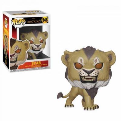 Disney le roi lion bobble head pop n 548 scar