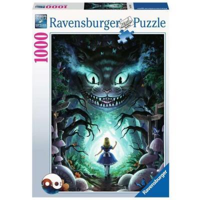 Disney les aventures d alice puzzle 1000p