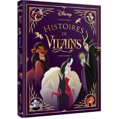 Disney les chefs d oeuvre histoires de vilains