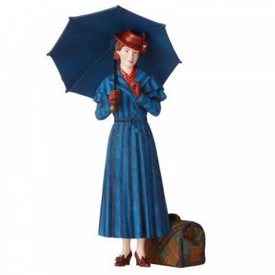Disney live action mary poppins statuette enesco 25x11 5x12cm 1