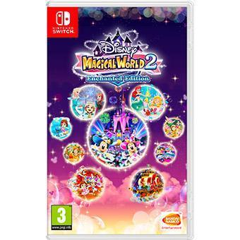 Disney magical world 2 enchanted edition