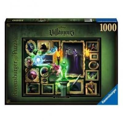 Disney malificent puzzle villainous 1000 pieces