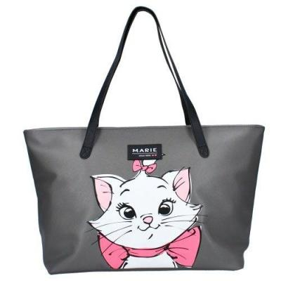Disney marie sac shopping 31 5x56x19cm