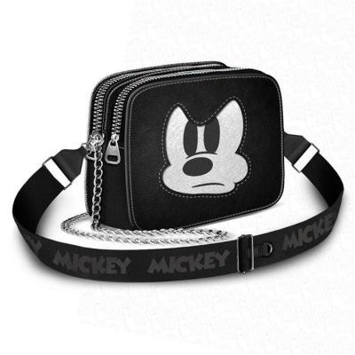 Disney mickey angry sac 20x14x8 5cm