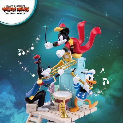 Disney mickey cie le concert d stage 16cm