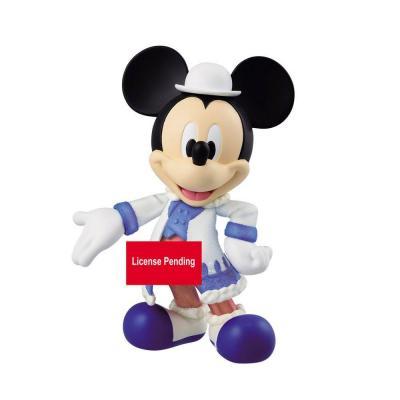 Disney mickey figurine fluffy puffy 10cm