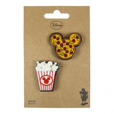 Disney mickey food broches