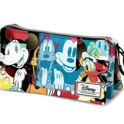 Disney mickey friends trousse 23x11x10cm