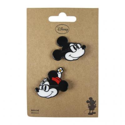 Disney mickey minnie broches