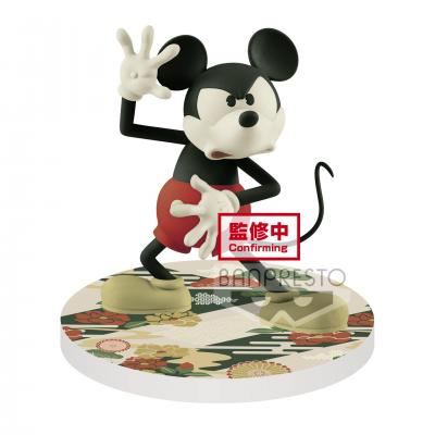 Disney mickey mouse figurine touch japonism 10cm ver b