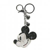 Disney mickey strass porte cles 3d 1