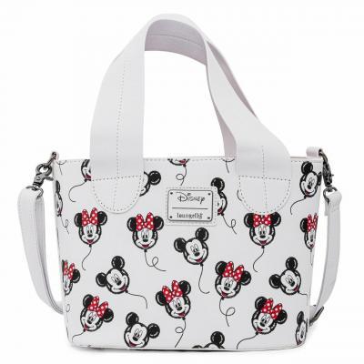 Disney minnie balloon sac bandouliere loungefly 24x18 5x13