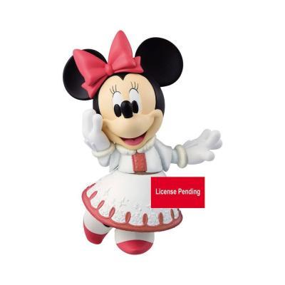 Disney minnie figurine fluffy puffy 10cm