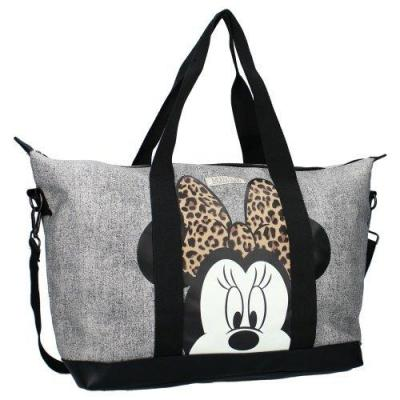 Disney minnie shop till you drop sac shopping 36x52x18cm