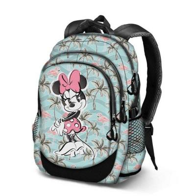 Disney minnie tropic sac a dos 30x44x17cm