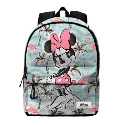 Disney minnie tropic sac a dos 37x45x15cm