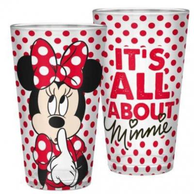 Disney minnie verre xxl 400ml