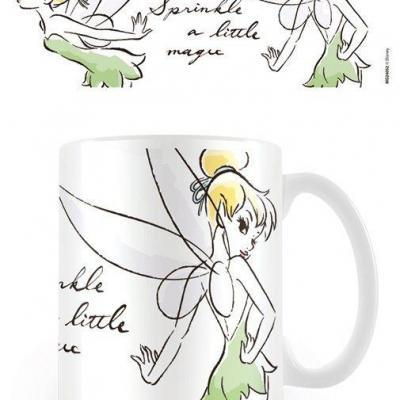Disney mug 300 ml tinkerbell magic