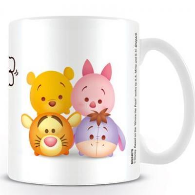 Disney mug 300 ml tsum tsum winnie l ourson
