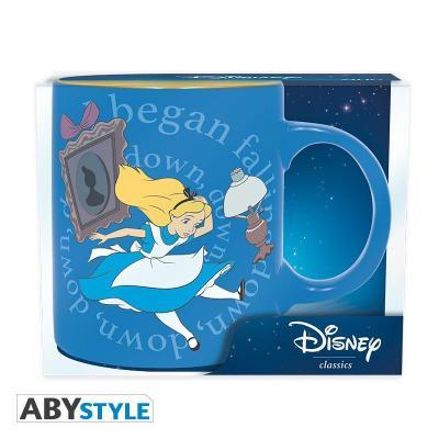 Disney mug 320 ml alice au pays des merveilles