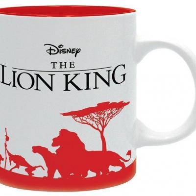 Disney mug 320 ml le roi lion groupe subli