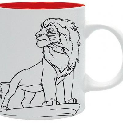 Disney mug 320 ml le roi lion simba subli