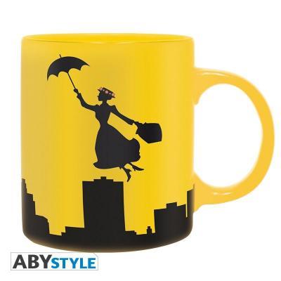 Disney mug 320 ml mary poppins silhouette