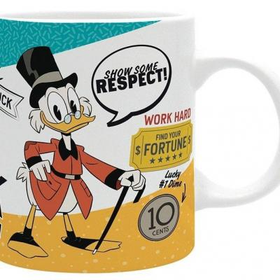 Disney mug 320 ml picsou subli