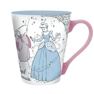 Disney mug 340 ml cendrillon bal royal